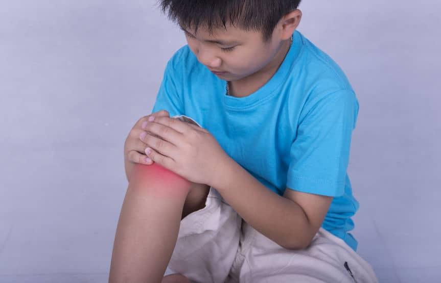 maladie osgood Schlatter douleur genou