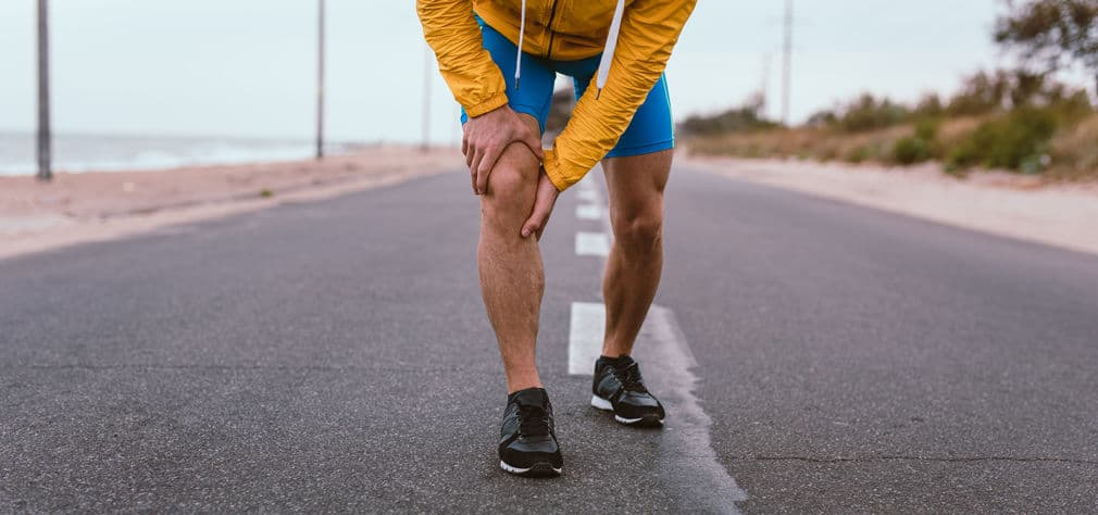 douleur genou syndrome essuie glace